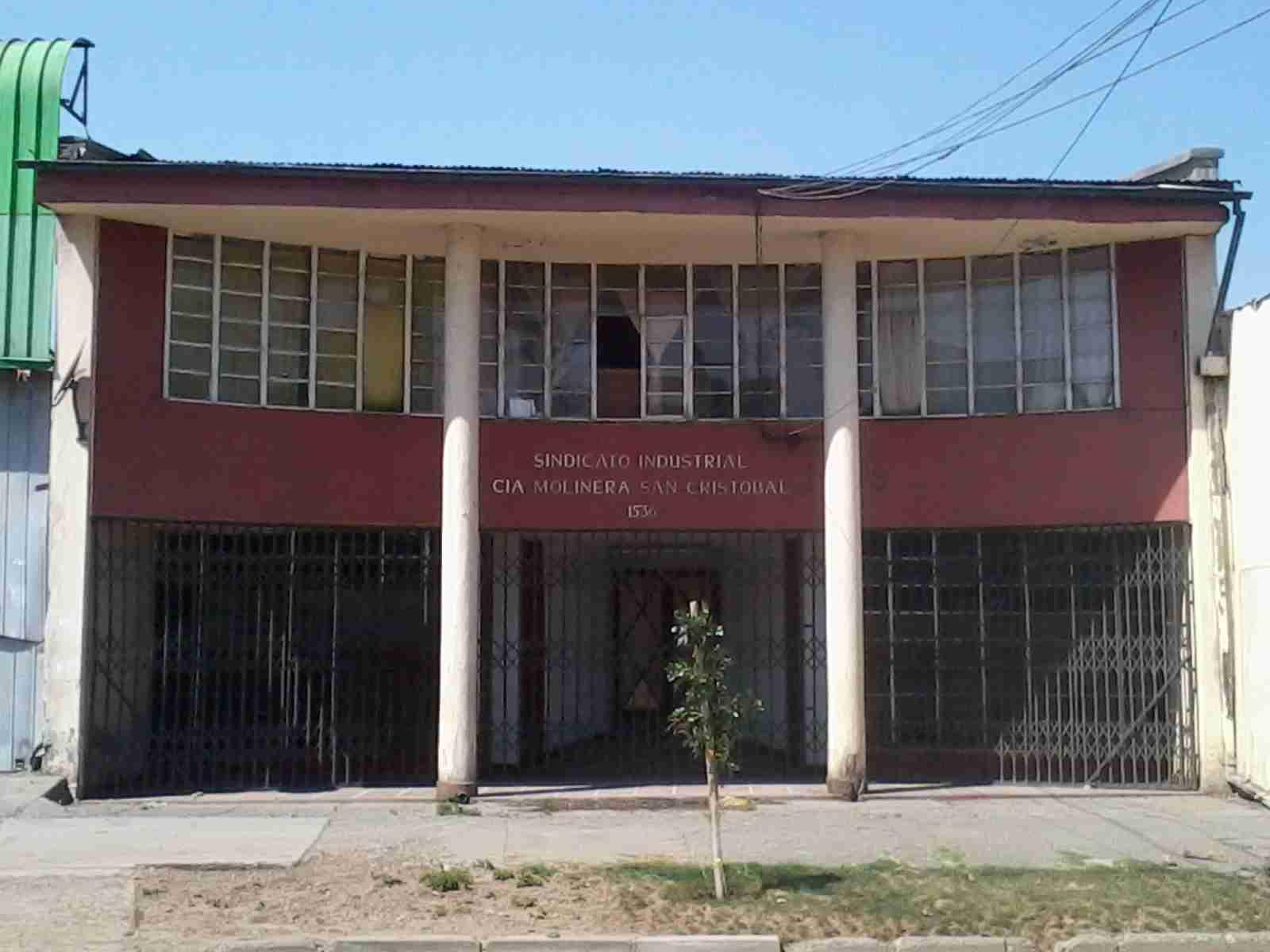 Sindicato Molineros de San Cristóbal