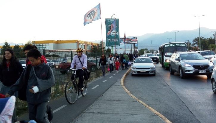 Machalí, signos de la ciudad neoliberal en una ciudad intermedia