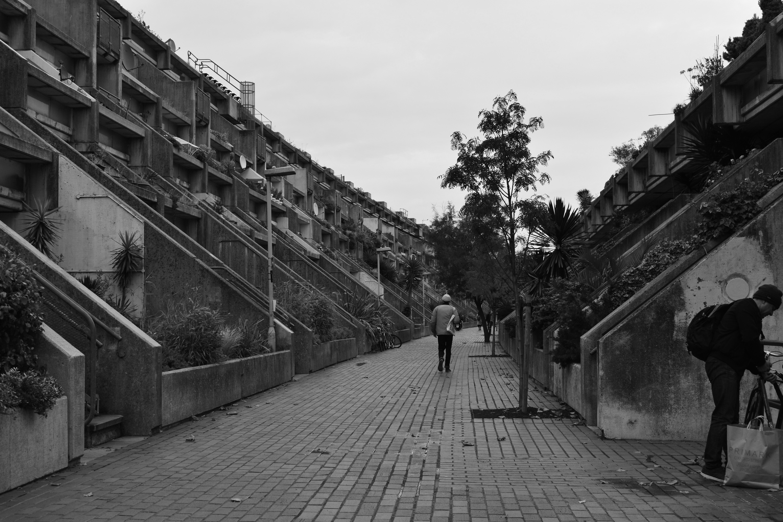"Foto-ensayo: ""Alexandra Road Estate: Historia de un hábitat inclusivo"" por Cynthia Pedrero"