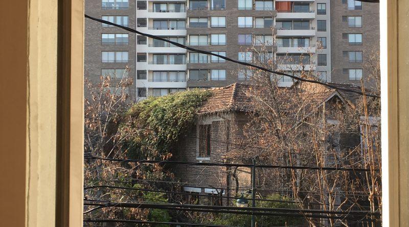 Desde ventana Barrio Elías de la Cruz