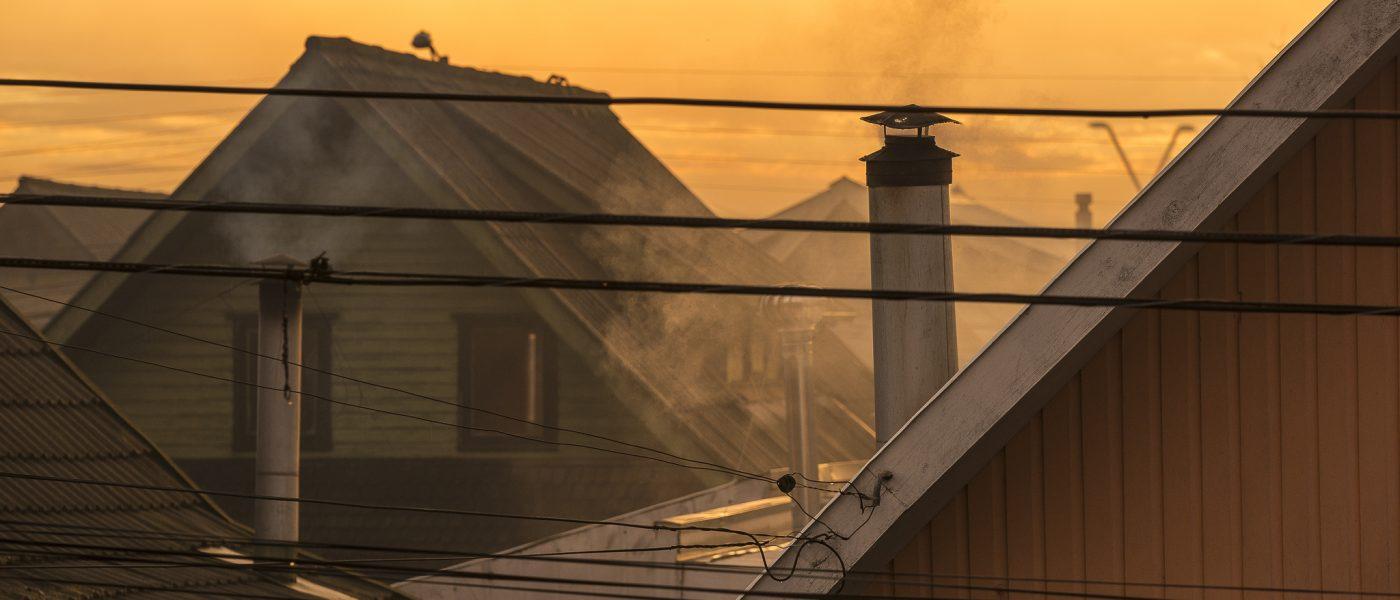 Mención honrosa Foto-ensayo 2018: Contaminación atmosférica urbana en el sur de Chile