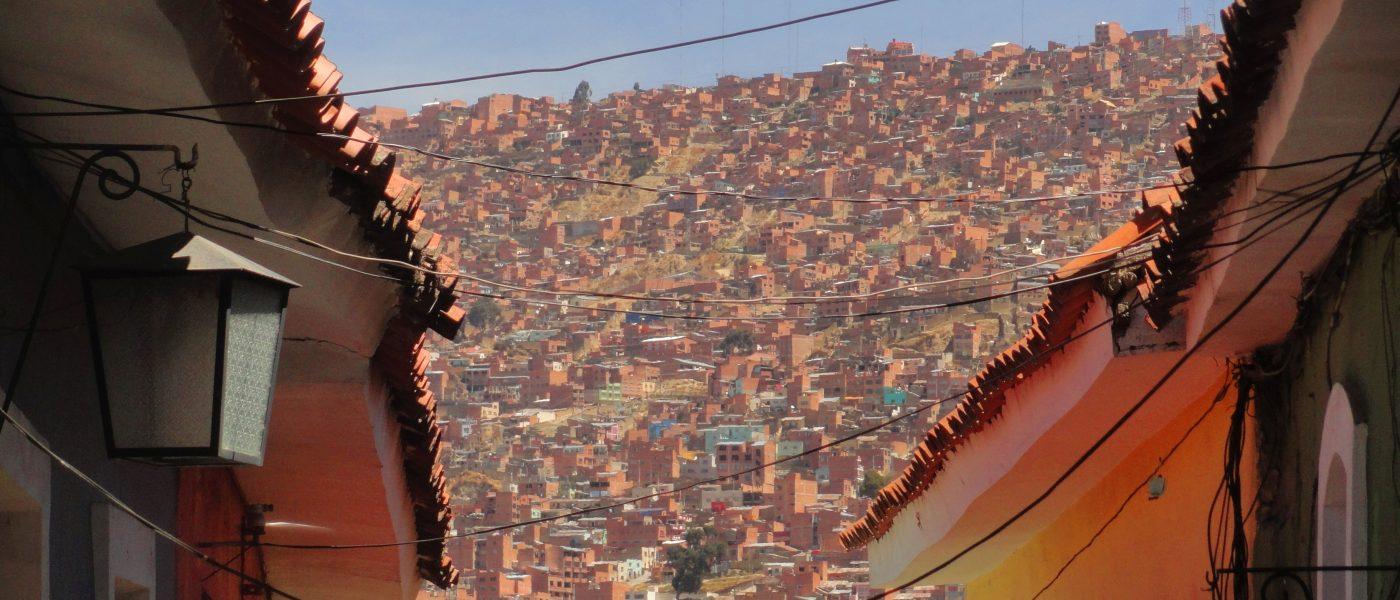 Mención Honrosa Fotoensayo 2018: América Latina continente urbano