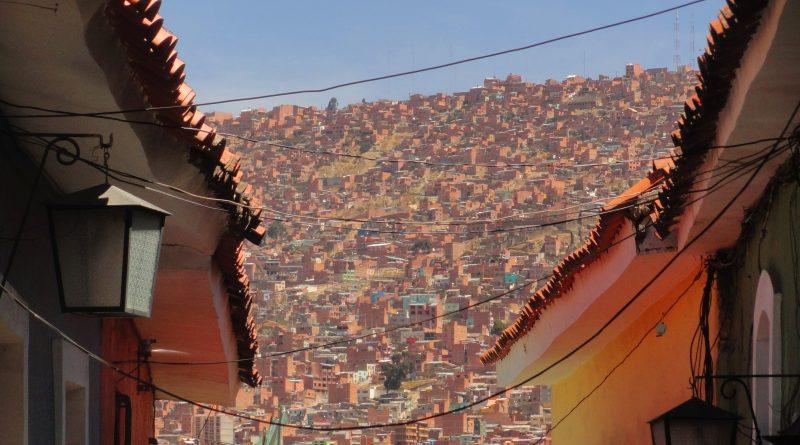 El Alto desde La Paz