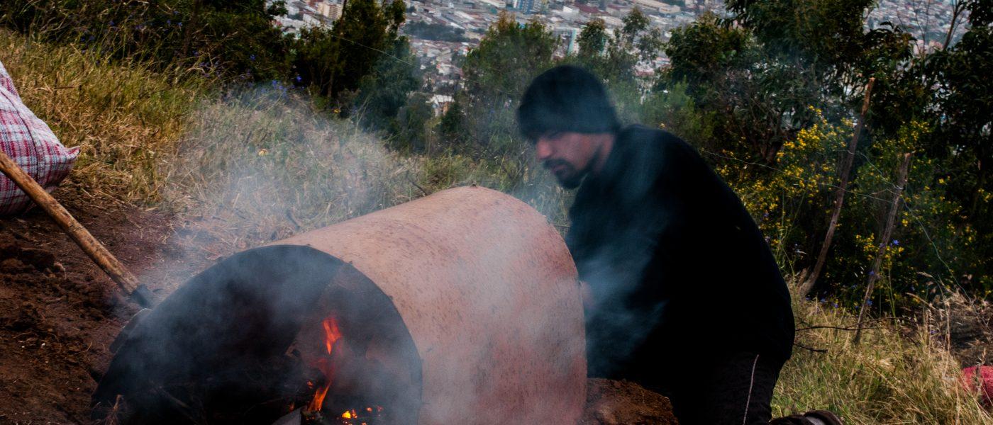 """Tercer Lugar Foto-ensayo 20178: """"Territorios residuales: el mapa no es el territorio"""""""