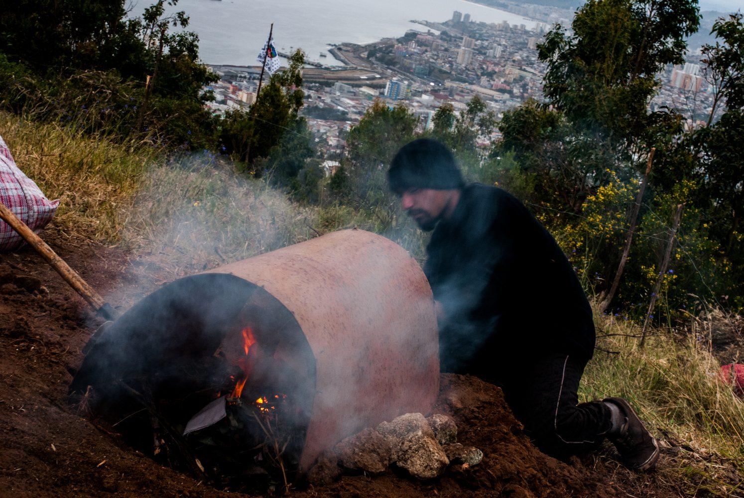 Toma Violeta Parra - Valparaiso - HC - 02