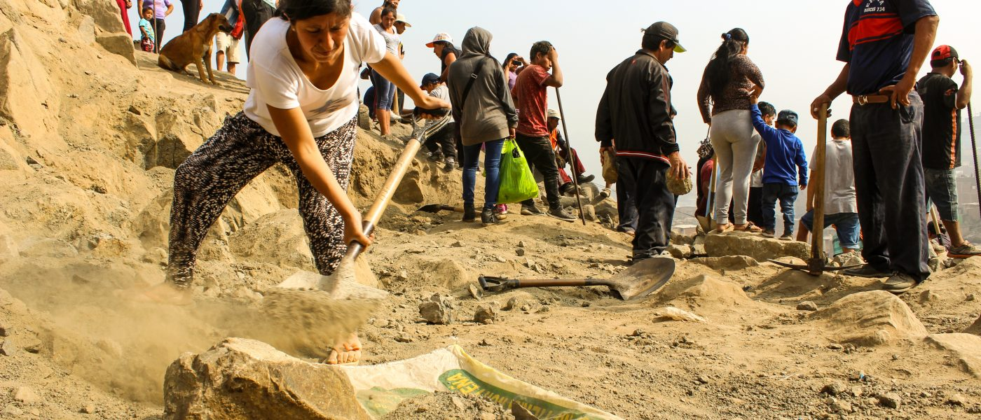 Lima: La vida entre laderas