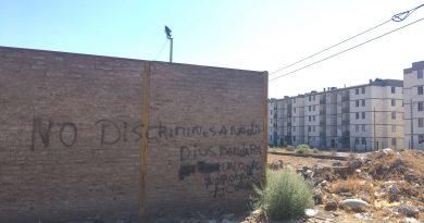 No discrimines a nadie - Limite Villa 250 con Nuevos Edificios próximos a la villa - Línea del Tren - Elaboración propia, 2019