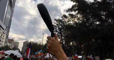 La marcha mas grande Chile