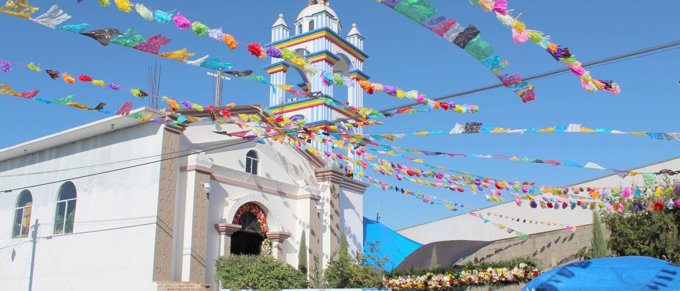 Ganadora Segundo Lugar concurso Foto-ensayo 2019: Etnizar Tijuana: festejos y espacialidad migrante