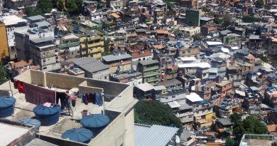 FAVELA ROCINHA, RIO DE JANIERO